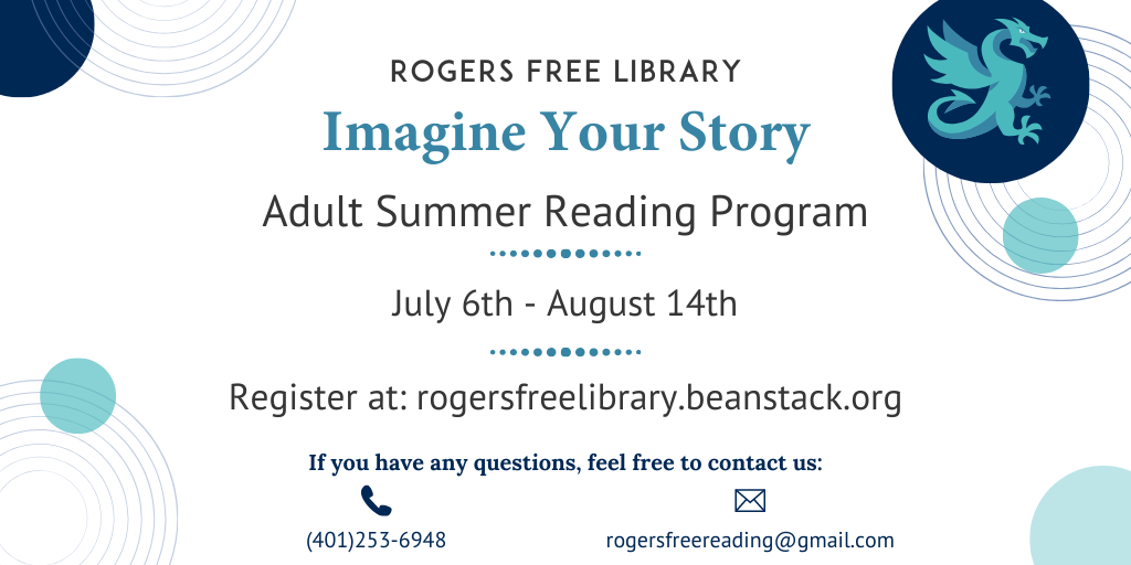 Adult Summer Reading Program